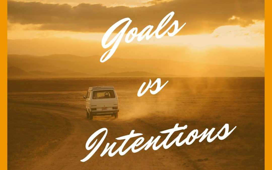 Why Setting Goals Is Only Half The Battle